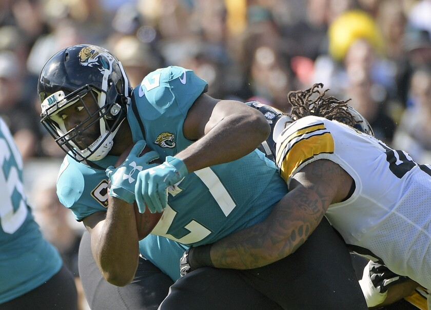 This is a make-or-break season for third-year running back Leonard Fournette and I expect new Jacksonville quarterback Nick Foles to be a stabilizing force on offense, which could set Fournette up for a big bounce back season.