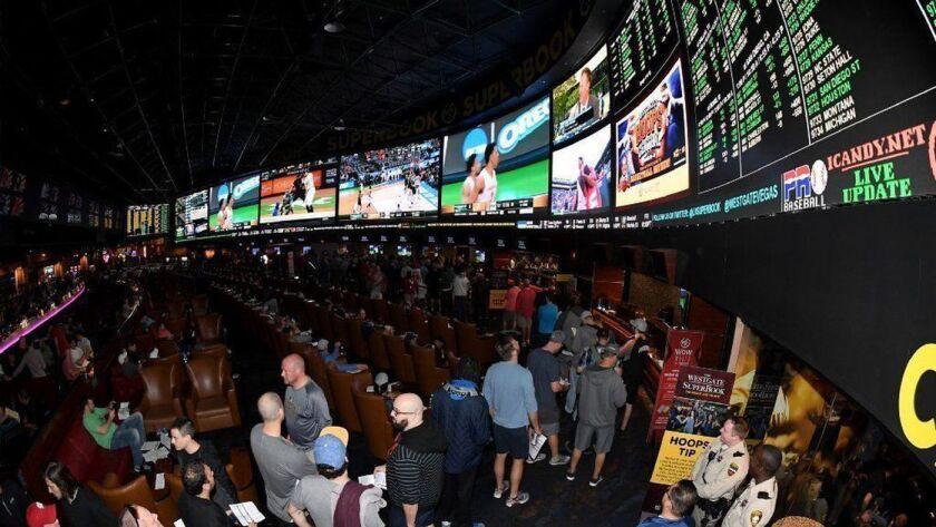 california legalized sports betting