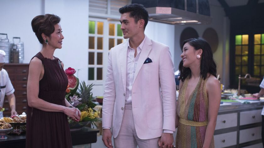 CONSTANCE WU, HENRY GOLDING, MICHELLE YEOH