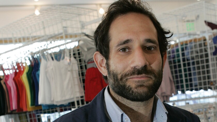 American Apparel chief Dov Charney is facing a sexual harassment suit. He denies the charges.
