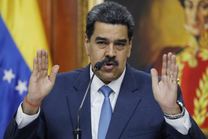Venezuela Maduro Children