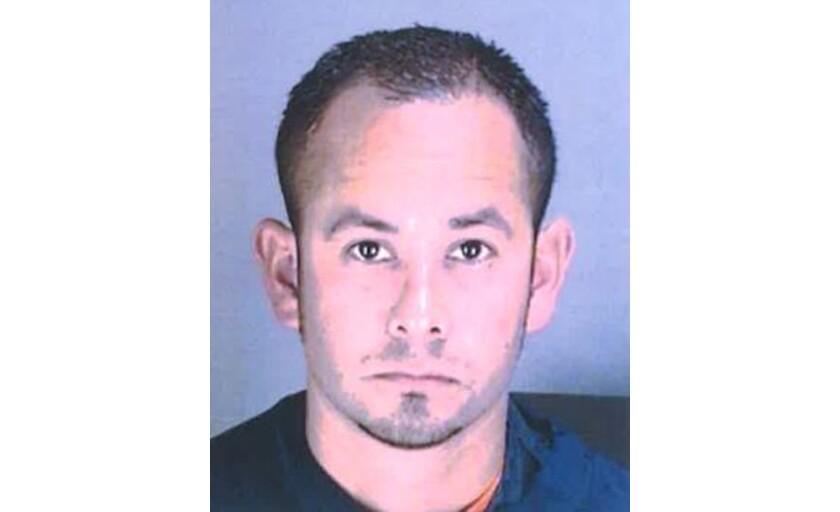 Julian Vargas, 29, a junior varsity soccer coach at Napa High School.