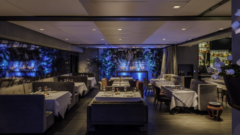 Beverly Hills restaurant Crustacean is bringing back stylish lunches by collaborating with Badgley M