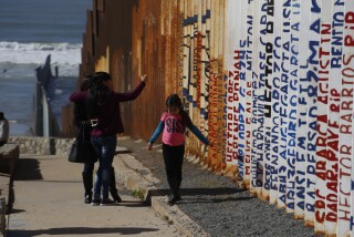 What you need to know about the border in San Diego and the wall