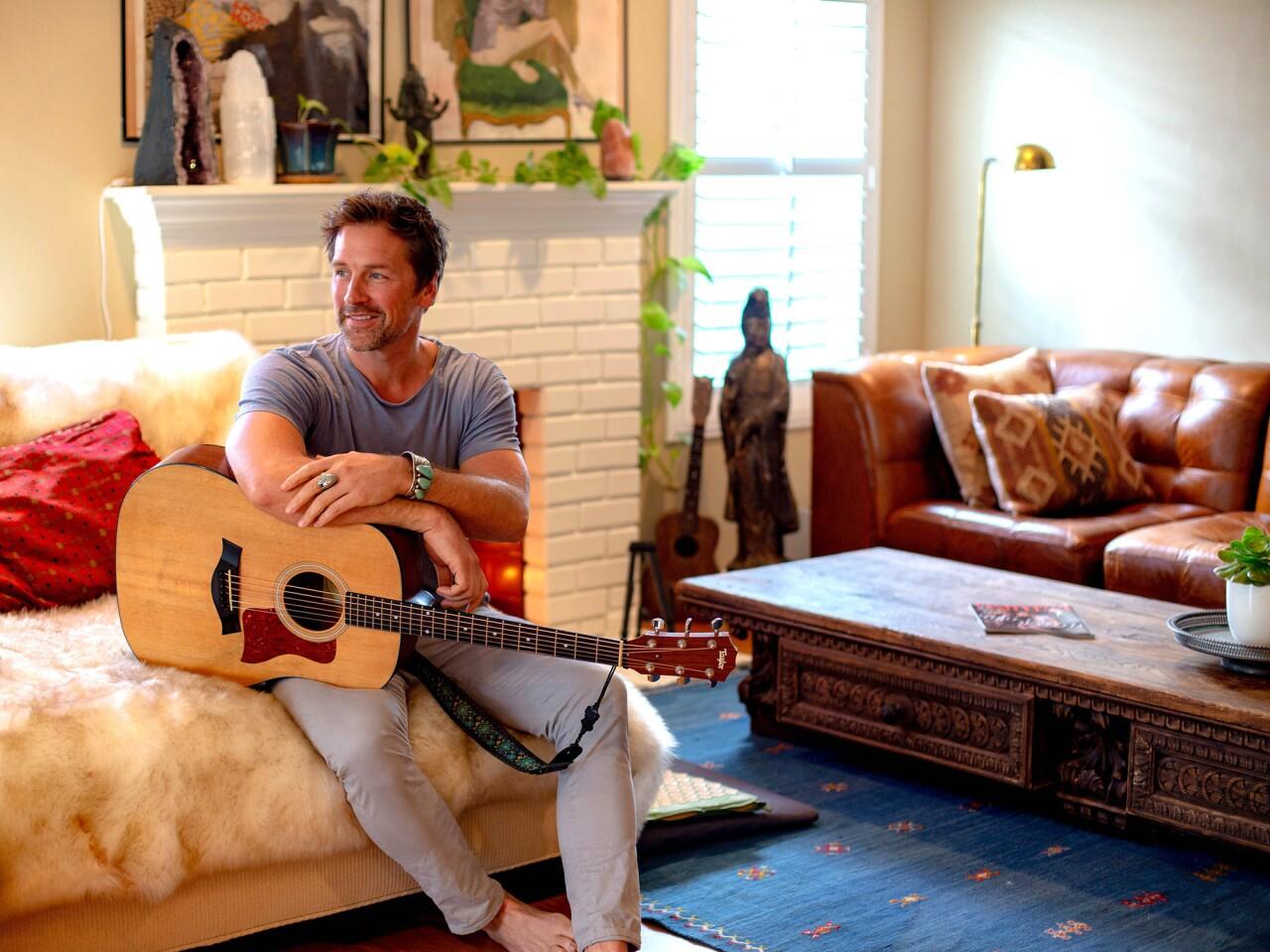My Favorite Room | Actor and musician Paul Greene
