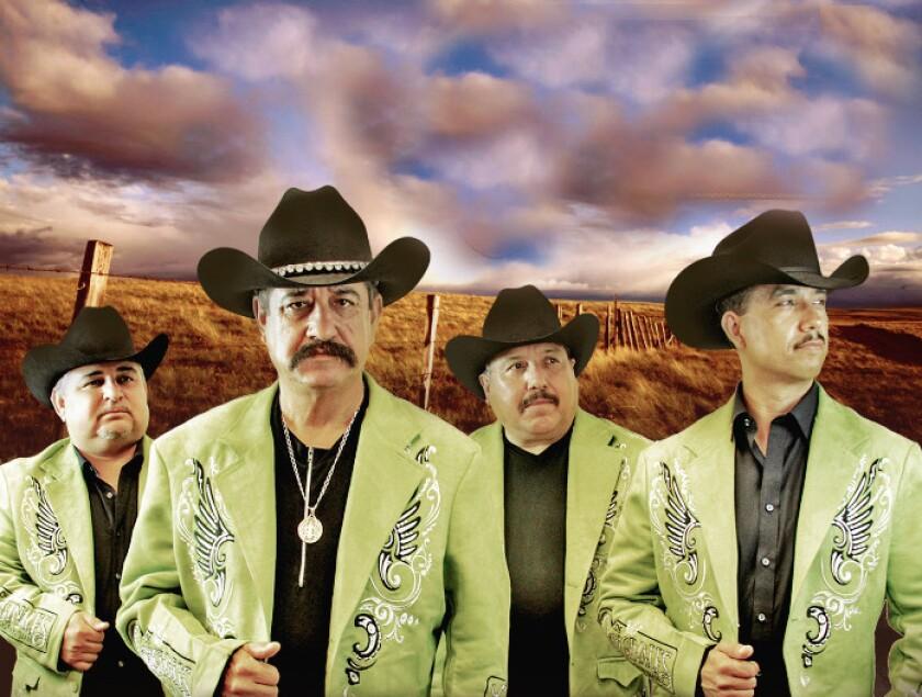 La agrupación Los Originales de San Juan, con su líder y cantante Chuy Chávez al frente, ya ha lanzado más de cuarenta discos.