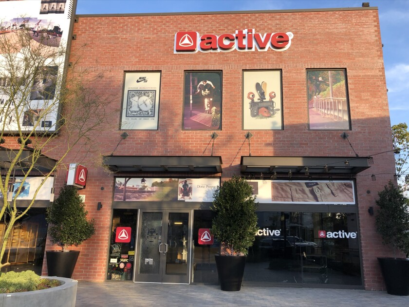 Changing L.A. retail scene: Active Ride Shop up for auction, Opening Ceremony to close stores