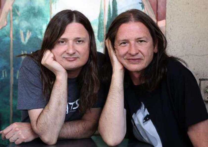 Balancing family and rock 'n' roll attitudes in Redd Kross