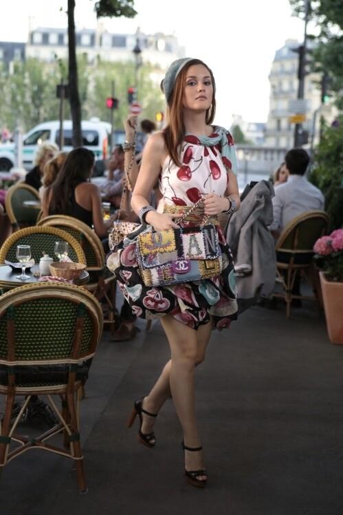 """""""Gossip Girl"""" fashion"""