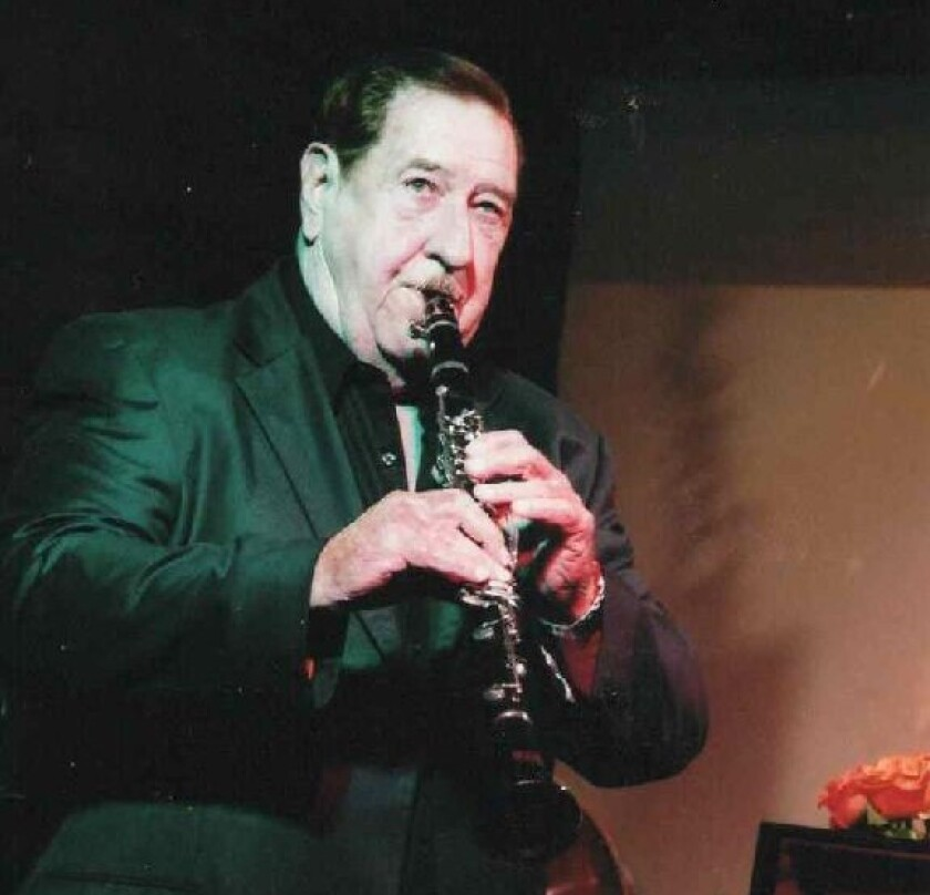 David Shaw played clarinet, sax and trumpet at the Red Fox Steakhouse and piano bar on El Cajon Boulevard for 30 years.