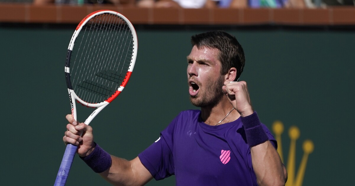Commentary: No major names in men's final at BNP Paribas Open, but players will try to make one