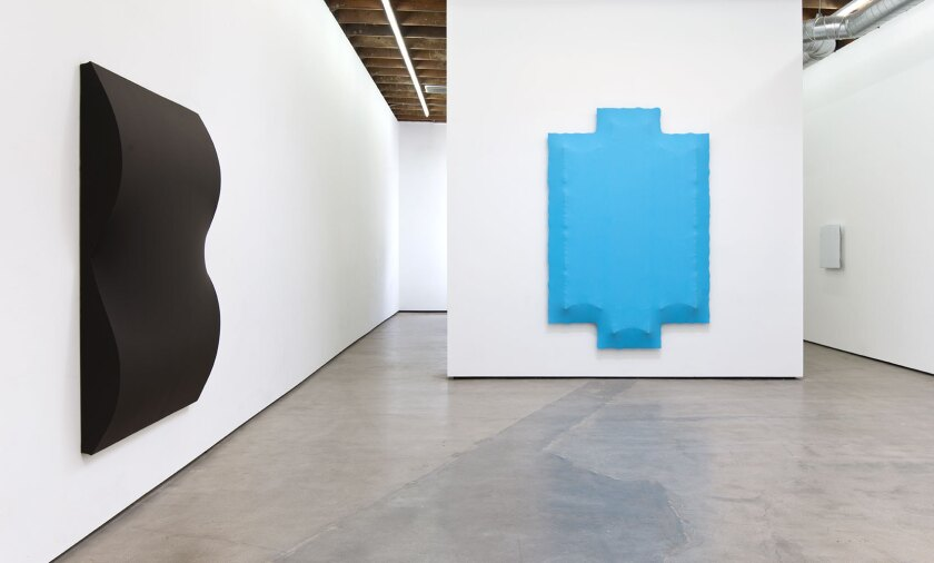 "Installation view, ""Jennifer Boysen: Trans-mutes"""