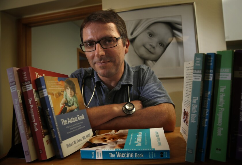 Pediatrician faces discipline from state medical board