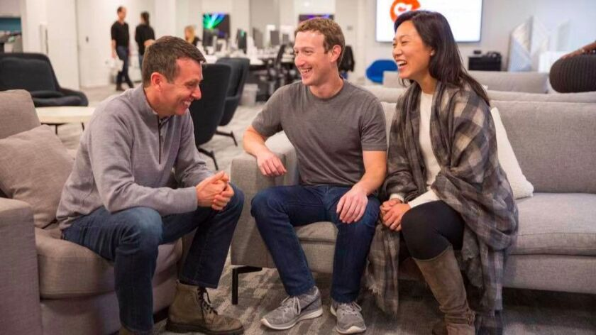 Plouffe, Zuckerberg, Chan