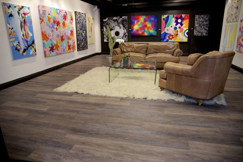 Inside the Remington Weinger Art Gallery. Photo/Remington