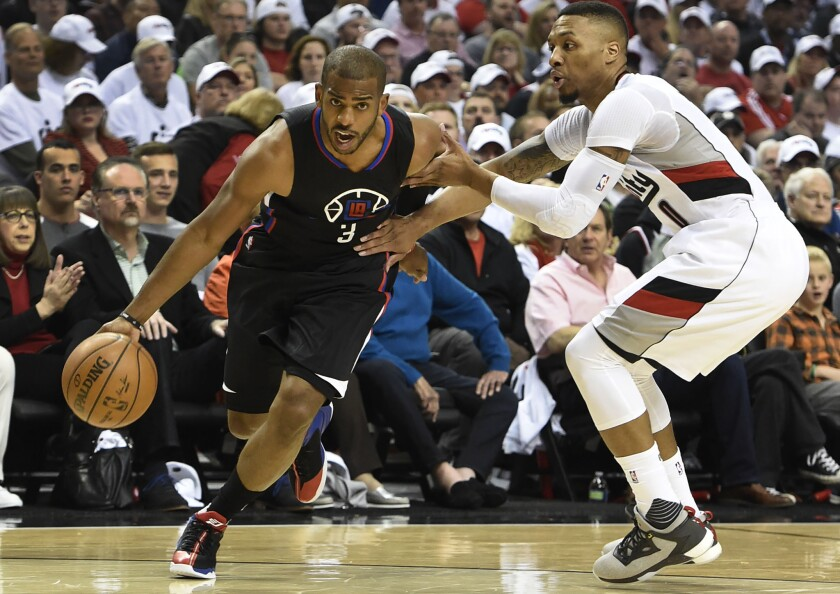 There's still no place like home for the Trail Blazers, as the Clippers are finding out