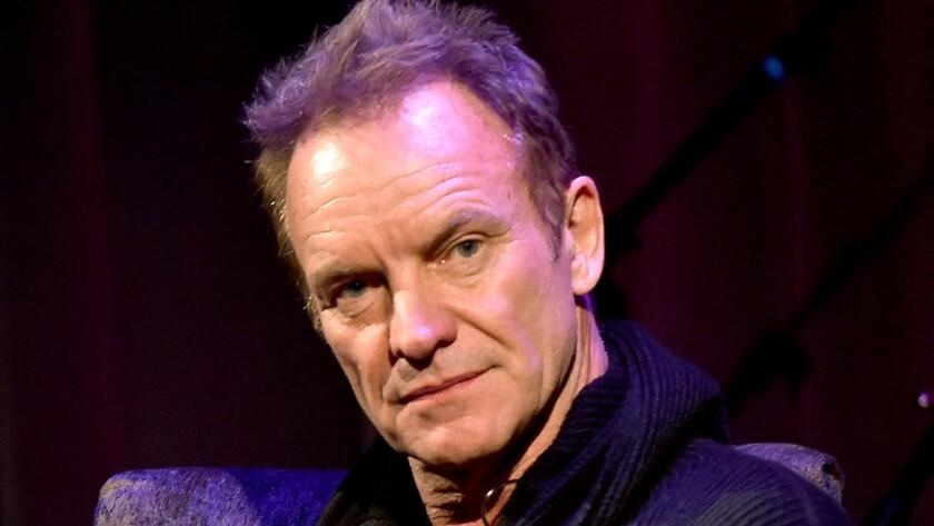 Sting to reopen Bataclan in Paris
