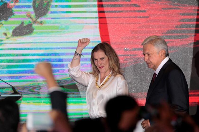 """""""No seré primera dama de México"""". Así de clara se mostró en redes sociales Beatriz Gutiérrez Müller tras la victoria de su esposo, Andrés Manuel López Obrador, suprimiendo de esta manera una figura que hasta hoy ha acompañado a los presidentes mexicanos."""