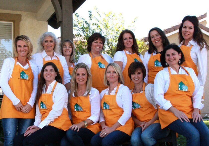 The Silver Linings team. Founder Jami Shapiro created the company to assist seniors with moving to assisted living or downsizing.