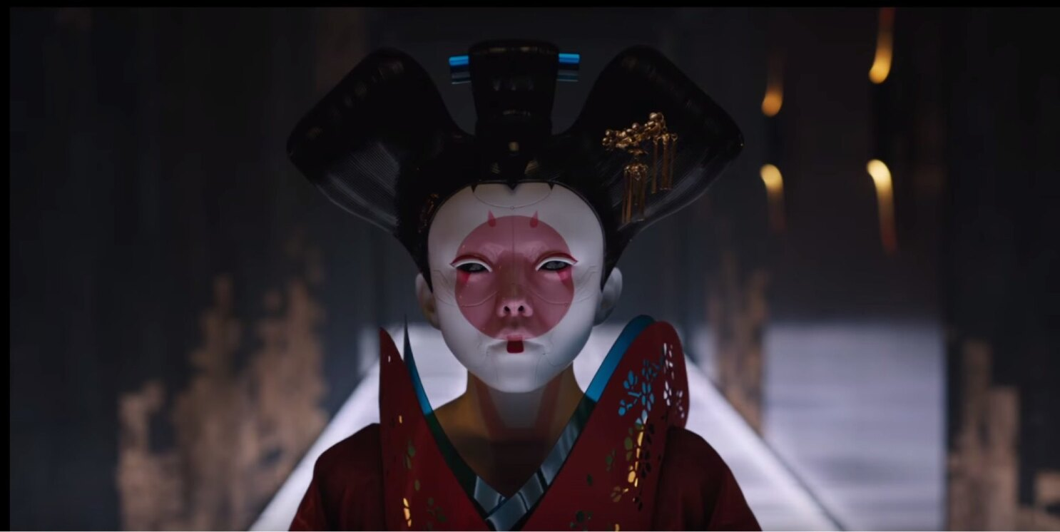 First Footage From Ghost In The Shell Shows Scarlett Johansson S Cyborg Side Los Angeles Times
