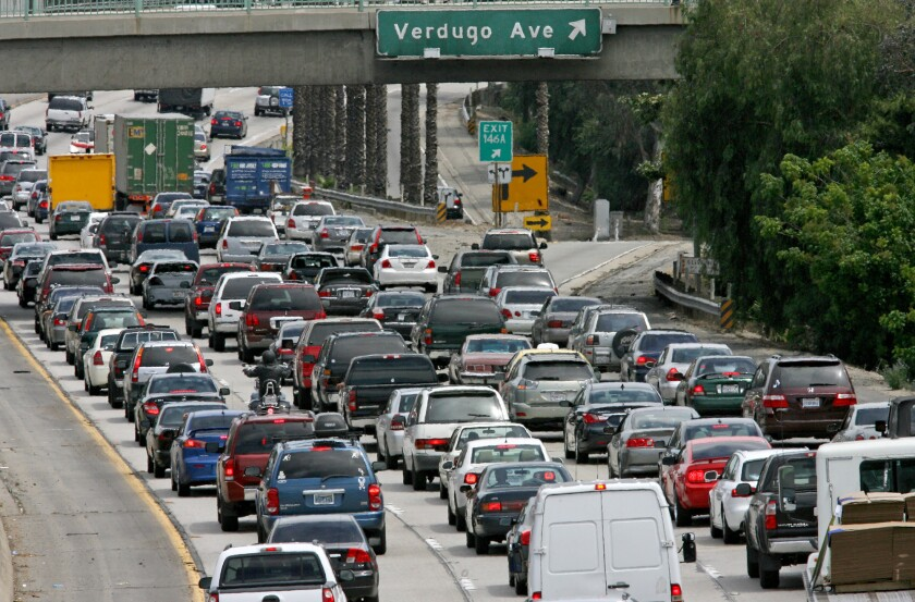 Caltrans plans to announce this weekend when it will be closing the Golden State (5) Freeway in Burbank to demolish the Burbank Boulevard bridge.