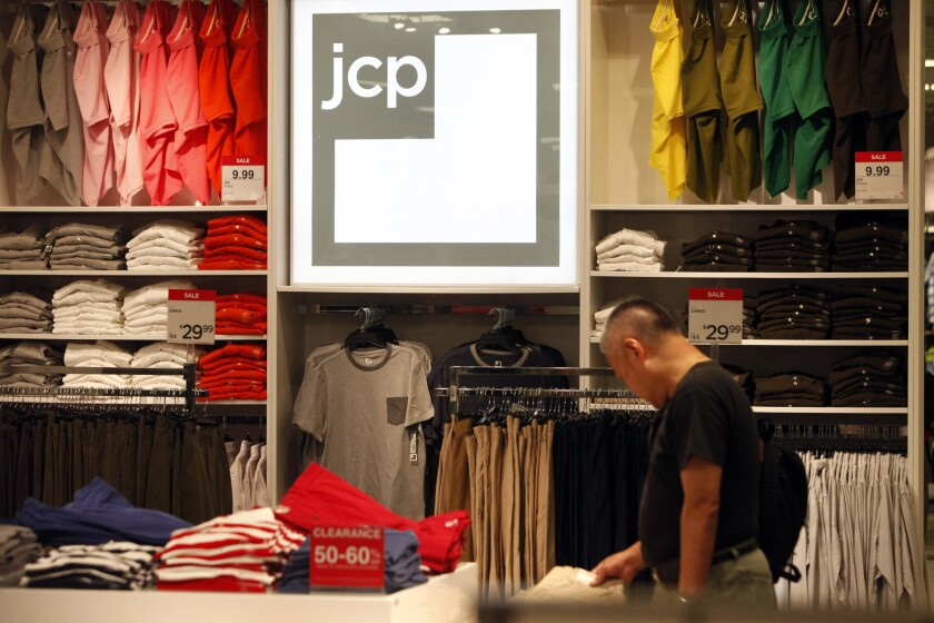 J.C. Penney will open at 8 p.m. on Thanksgiving