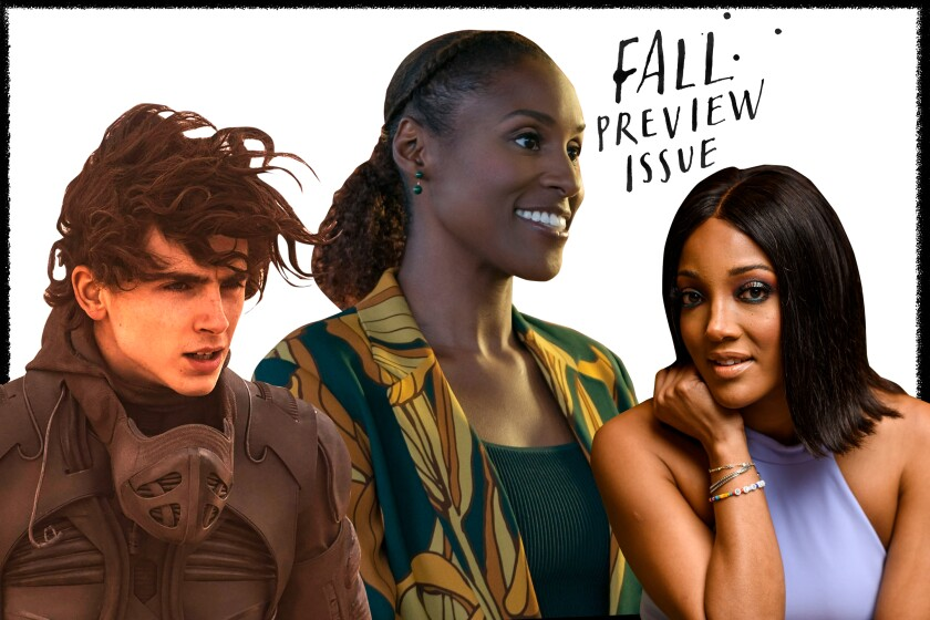 'Dune,' the final season of 'Insecure' and Mickey Guyton's debut album are among our critics' picks for fall.