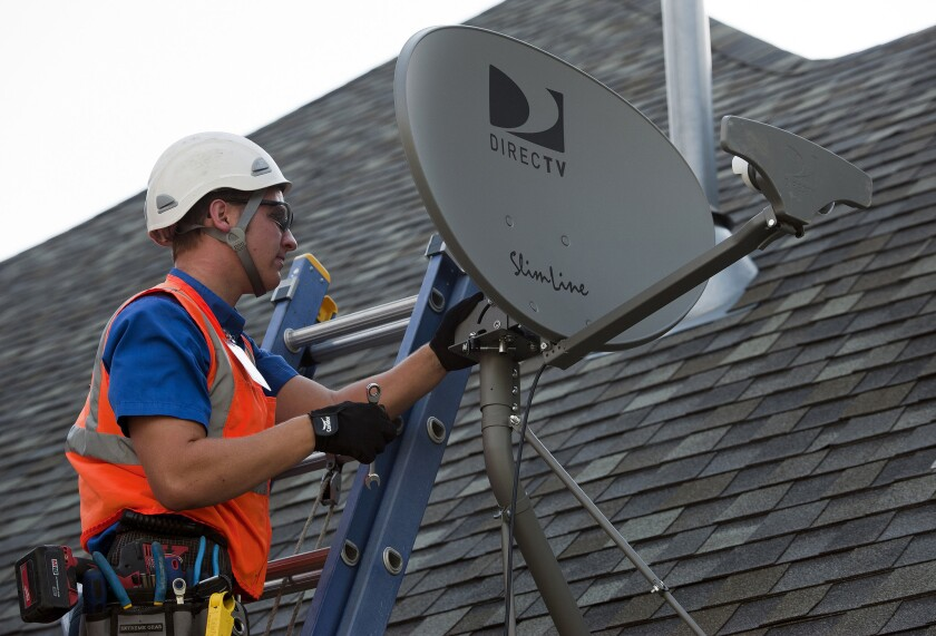 DirecTV Installation In Oklahoma