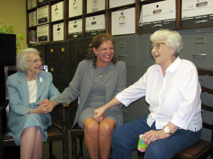 Alice Lee, Harper Lee, Dawn Hare