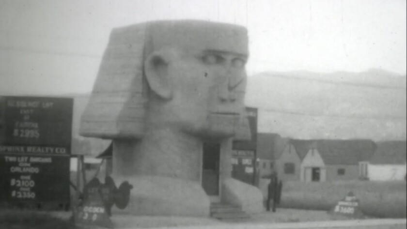 Sphinx Realty in Lost Landscapes