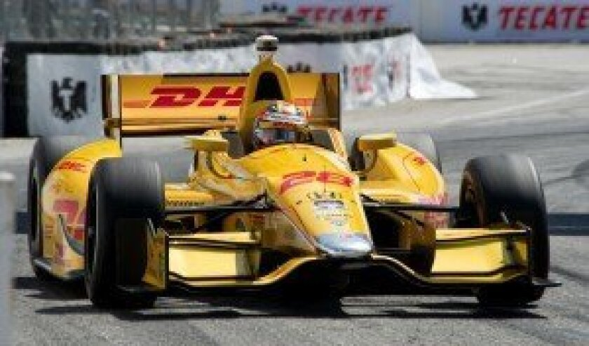 Ryan Hunter-Reay (IndyCar)
