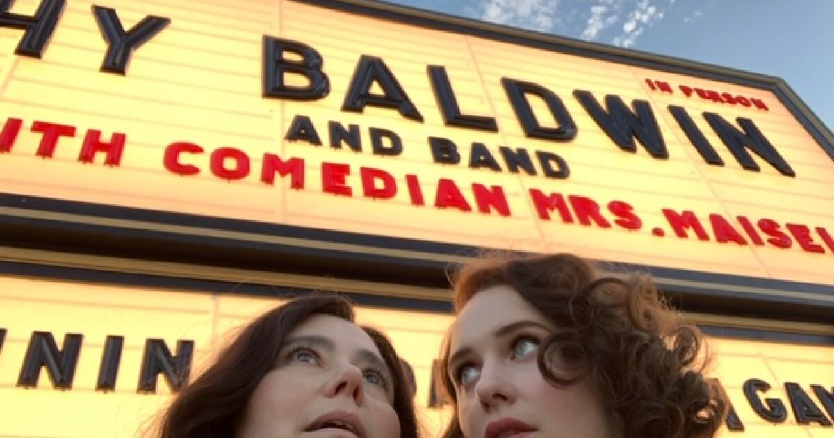 'Mrs. Maisel' Season 3: Rachel Brosnahan shares on-set pics