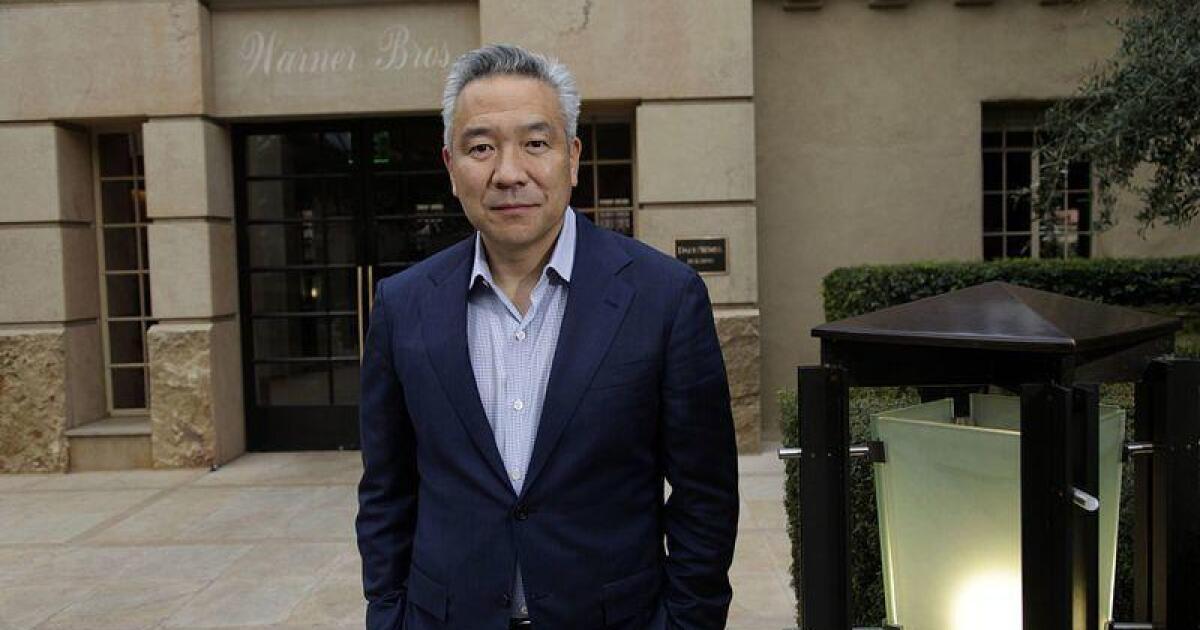 Kevin Tsujihara out as CEO of Warner Bros  amid sex scandal