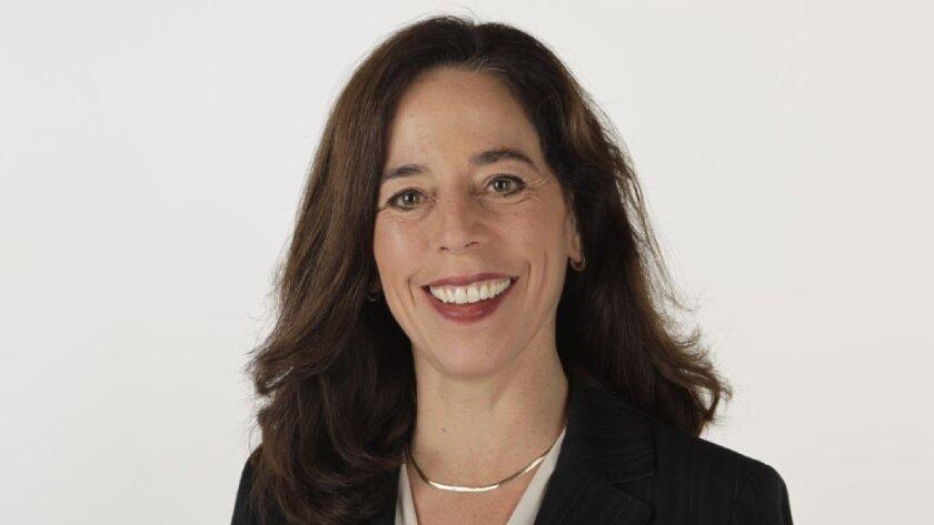 San Diego City Attorney candidate Mara Elliott.
