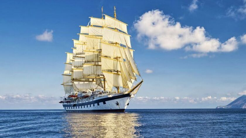 Solo travelers get a break on Star Clippers' Mediterranean and transatlantic cruises