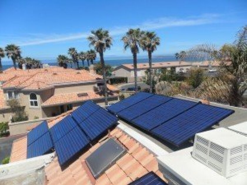 There are more than 150,000 energy and water efficient products that are eligible for HERO financing, including solar power systems. Photos courtesy of Sullivan Solar Power.