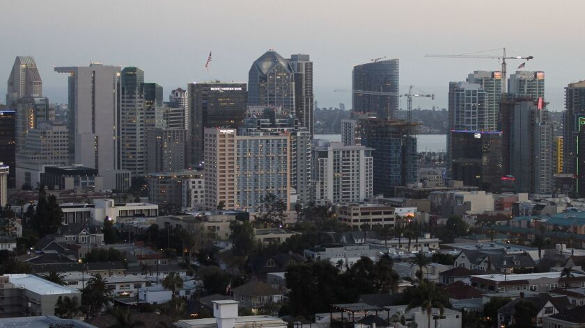 San Diego employers continue to add jobs as the county's unemployment rate remains low, at 3.4 percent.