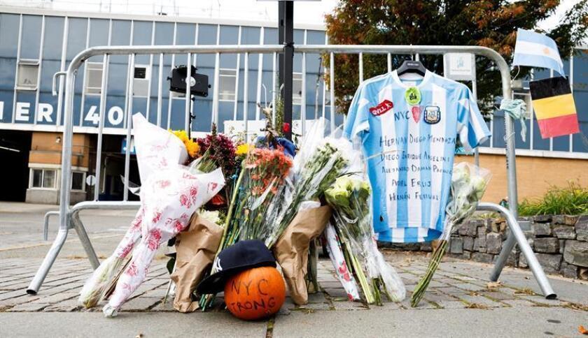 Familias de argentinos fallecidos en atentado empiezan a llegar a Nueva York