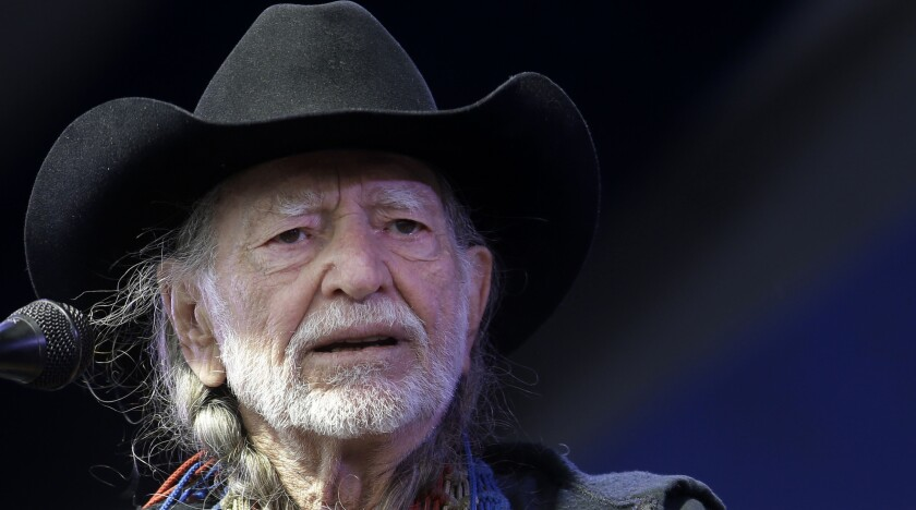 Willie Nelson's new marijuana brand, Willie's Reserve, will be introduced in Colorado and Washington over the summer.