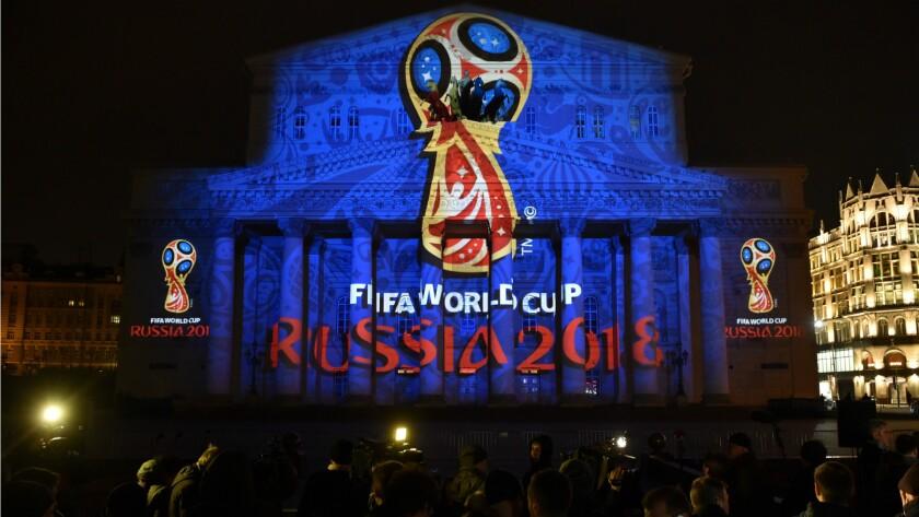 La Copa del Mundo 2018 toma forma poco a poco...