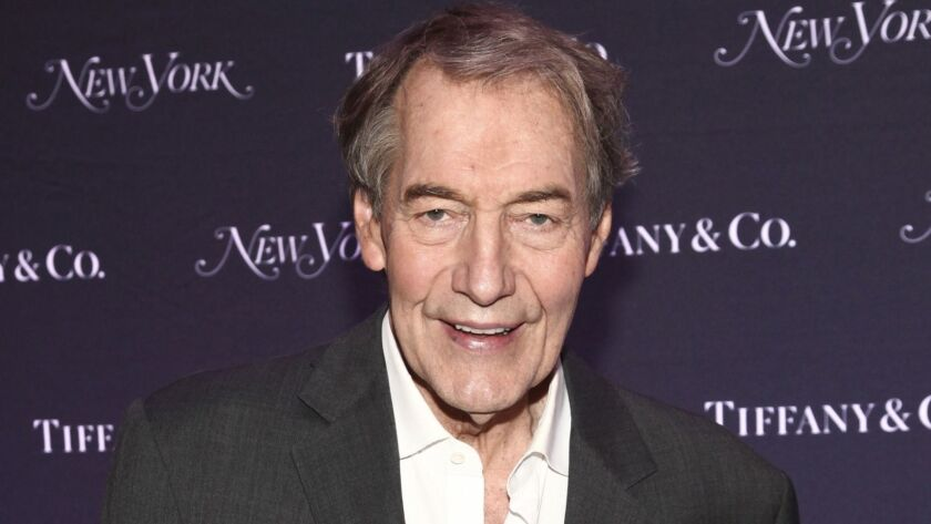 Fired CBS News anchor Charlie Rose's sexual misconduct was