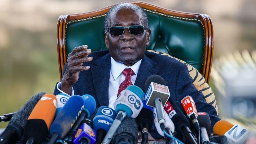 ZIMBABWE-POLITICS-VOTE-MUGABE