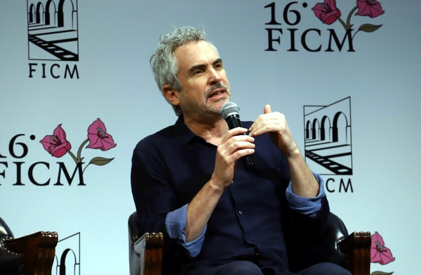 Alfonso Cuarón denuncia el racismo que exite en su país.