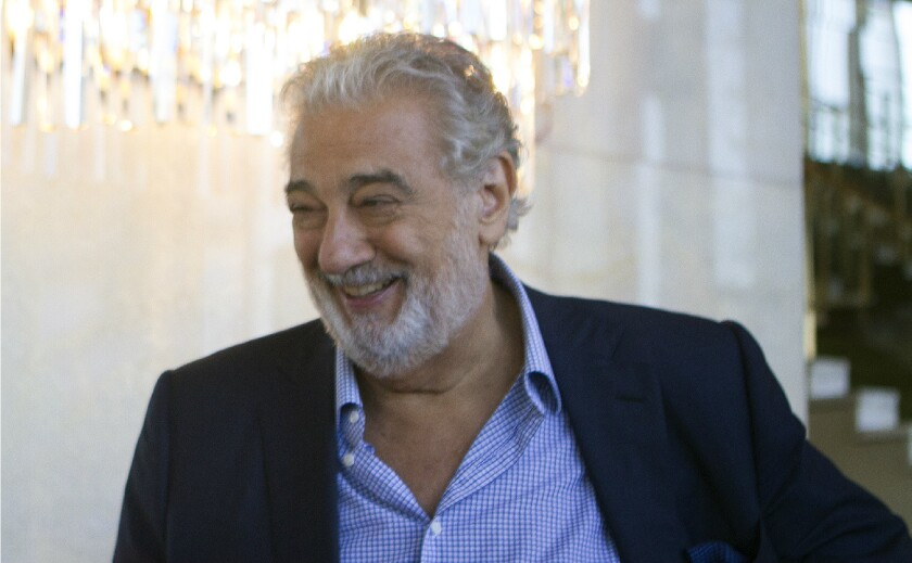 After Plácido Domingo's resignation, L.A. Opera eliminates his old title