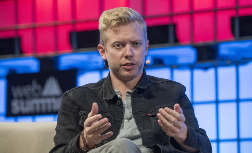 Reddit Chief Executive Steve Huffman