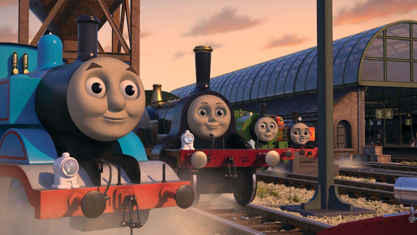 "Mattel is collaborating with the United Nations on the cable television series ""Thomas & Friends: Big World! Big Adventures!"" The United Nations has been helping shape story lines and characters."