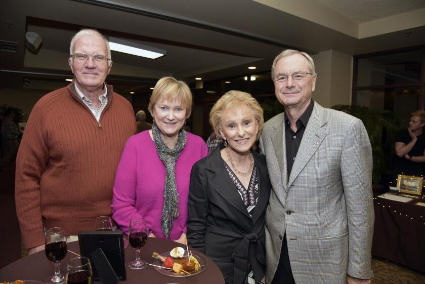 Bob and Mary Frey, Barbara and Gary Gentzkow