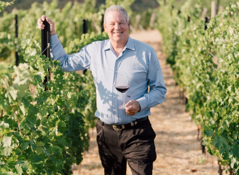 World-renowned master sommelier Fred Dame was the first American to serve as president of the prestigious Court of Master Sommeliers Worldwide. He'll be pouring wines from Paso Robles' Daou Family Estates at Marina Kitchen on Wednesday.