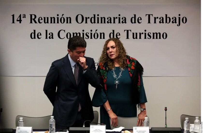 La desaparición de extranjeros en México, como la de los tres italianos en Jalisco el mes pasado, podría impactar en el turismo, una de las principales fuentes de ingreso de divisas al País, alertaron senadores de la Comisión de Turismo.