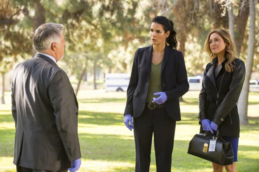 "TNT has renewed ""Rizzoli & Isles,"" starring Angie Harmon and Sasha Alexander, for a sixth season."